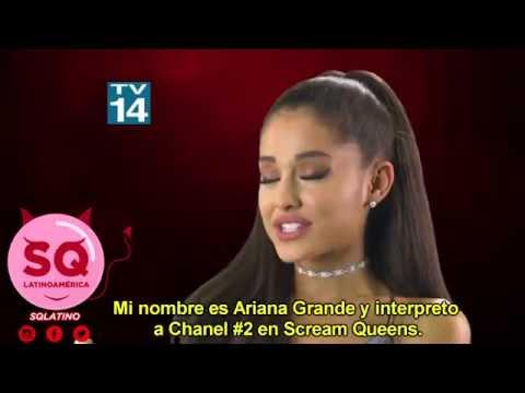 SCREAM QUEENS   Conoce a Chanel #2 (Subtitulado al español)