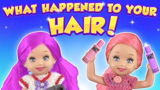 Barbie - What Happened To Your Hair!  Ep.293