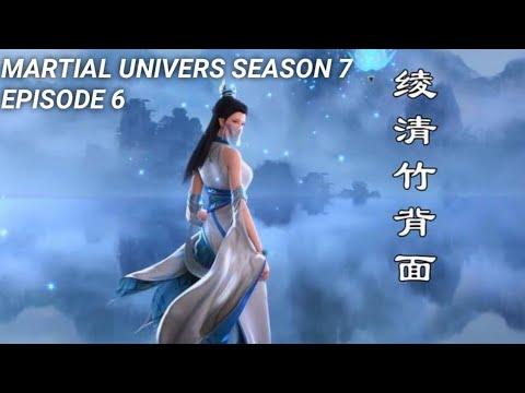 Download Martial Universe Season 7 Episode 6 || Alur Cerita Novel