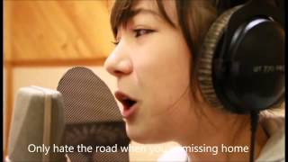 Let her go - Passenger (Cover by 13 y_o Jannina W).MP4