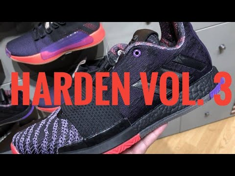 best sneakers d5c7c 41a57 Harden Vol. 3 LEAK!