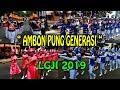 """""""AMBON PUNG GENERASI"""" -- Kategori Anak Lomba Gerak Jalan Indah (LGJI) 2019"""