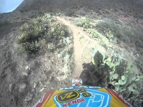 2014 West Chec Enduro Series Wickenberg, AZ Special Test 7