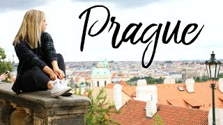 Exploring Prague, Czech Republic! | Travel Vlog