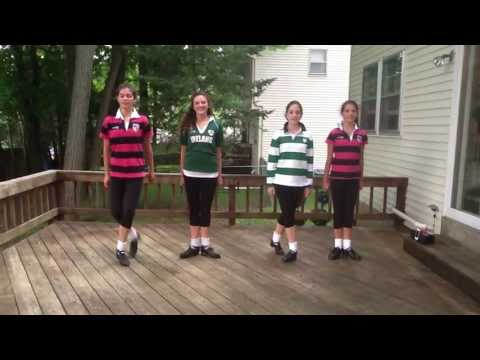 Cup Song Irish-Dance Style