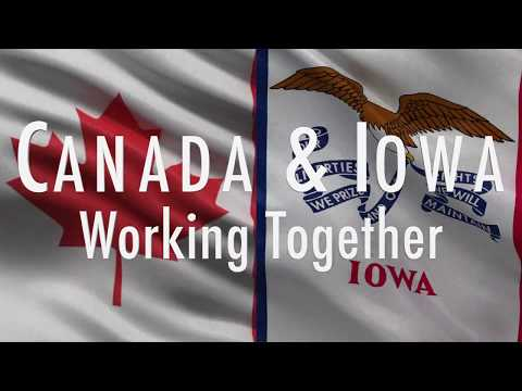 Canada & Iowa Trade in 66 Seconds
