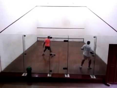Tema Squash Racket Club - Ghana (Yaw vs Agyeman) 31-7-2013