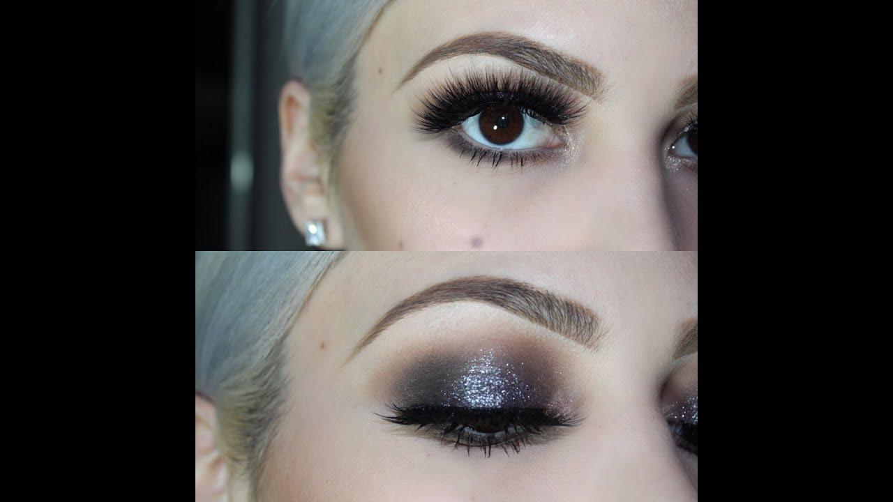 93a7ddd60e1 Glamorous Smokey Eye Makeup Tutorial | Nikki Sunshine - YouTube