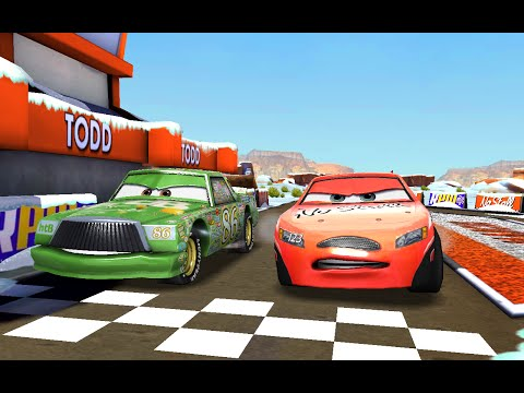 Disney Pixar Cars Games - Play Car Game On Android - Fast As Lightning