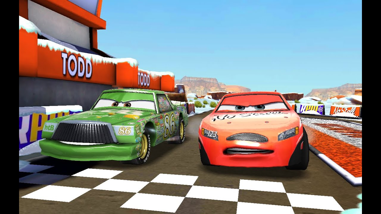 cars games game fast lightning pixar disney android play