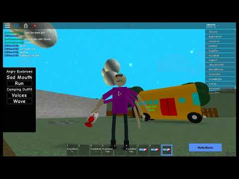 Other Hard To Get Characters On Baldi S Basics Roleplay Roblox