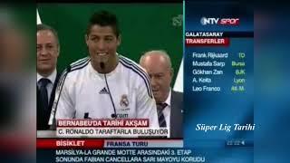 Cristiano Ronaldo -  Real Madrid İmza Töreni - Tür