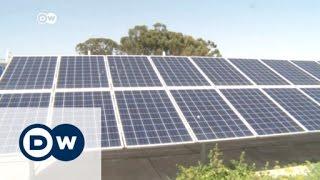 الطاقة الشمسية تربط قرية مغربية نائية بالماء العذب | الأخبار