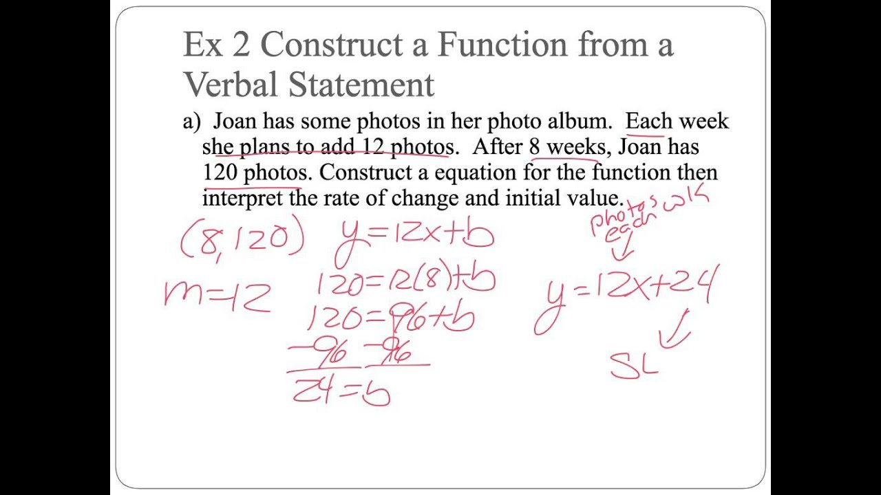 worksheet Slope Word Problems Worksheet slope intercept word problems youtube problems