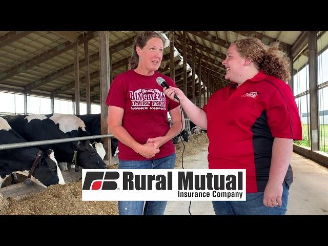 Thank a Farmer: Hinchley Dairy Farms