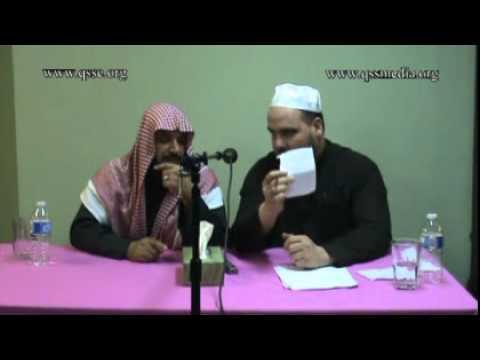 The way to Allah   2 of 2 Sh Saleh Al Nami