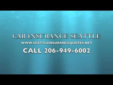 Car Insurance Seattle Great Rates| What Do Insurance Companies look for?