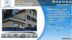 À vendre - Maison plurifamiliale Courrendlin-JU, CHF 2'800'000
