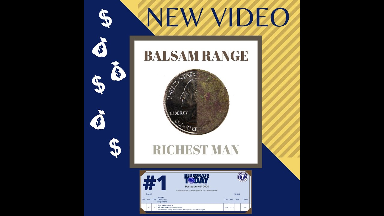 Balsam Range in the Studio