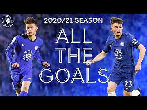 Anjorin, Gilmour & Mceachran All Scored Worldies! | All The Goals: Chelsea Development Squad 2020/21