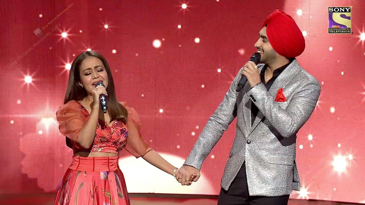 Neha Kakkar | Rohanpreet Singh | LOVE MASHUP | Indian Idol 2021