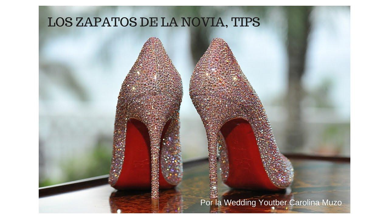 0322def019 Los Zapatos de la novia por Carolina Muzo - YouTube