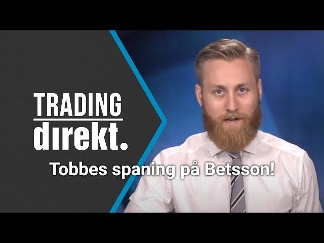 Trading Direkt 2020-06-12: Börsnyheter, tittarönskemål & Tobbes spaning på Betsson!
