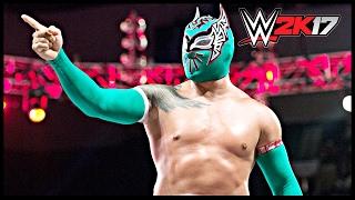 WWE 2K17 Elimination Chamber