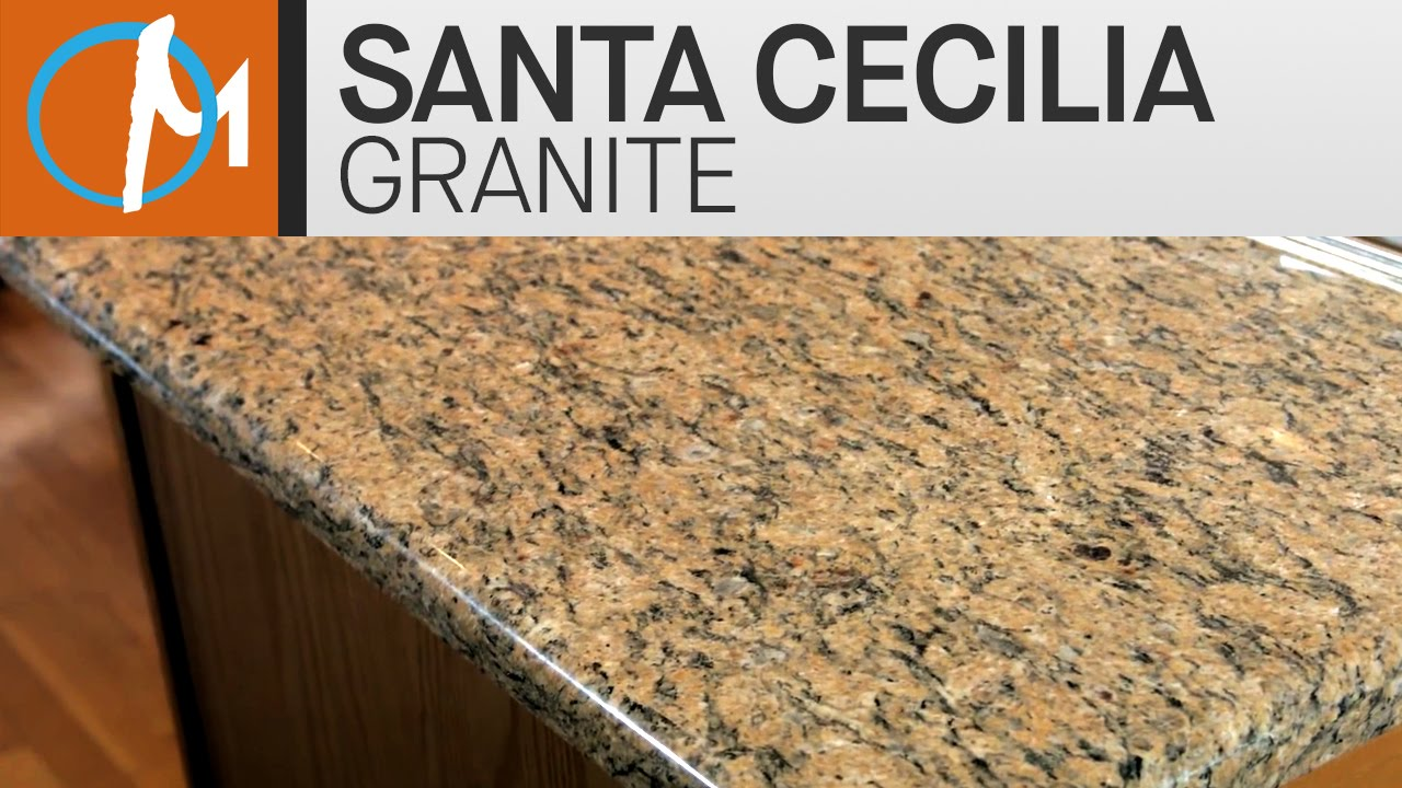 Santa Cecilia Granite Kitchen Countertops Iv Marble