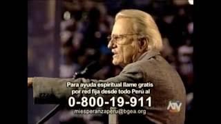 Mensaje Billy Graham