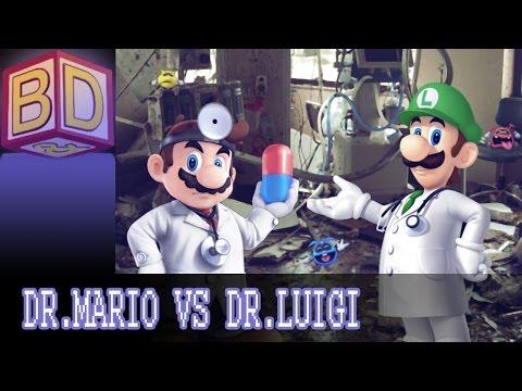 Dr. Luigi [Parody]