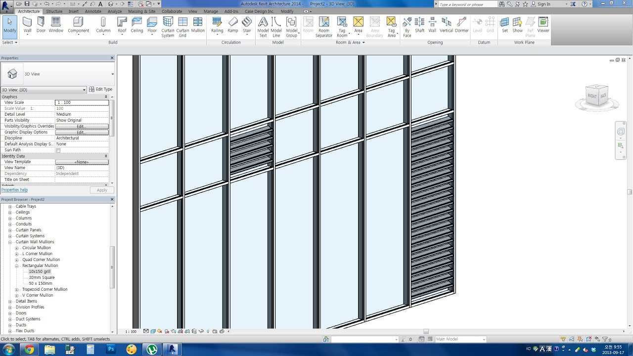 Revit Tips Easy Louver Window Making Youtube