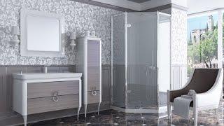 Видео обзор мебели для ванной Ювента серии Тычино