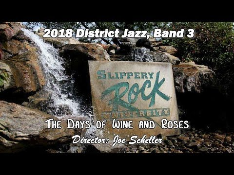 The Days of Wine and Roses at District Jazz Festival