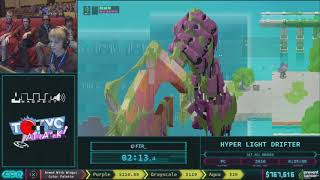 Hyper Light Drifter by simplyfir in 31:16 - AGDQ 2018 - Part 116