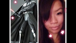 Star Wars Spoof:  Dating Darth Vader