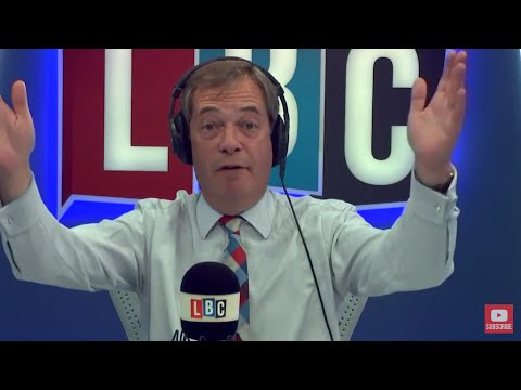 The Nigel Farage Show: Foreign aid madness. Live LBC - 14th September 2017