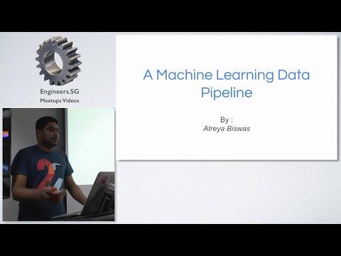 A Machine Learning Data Pipeline - PyData SG