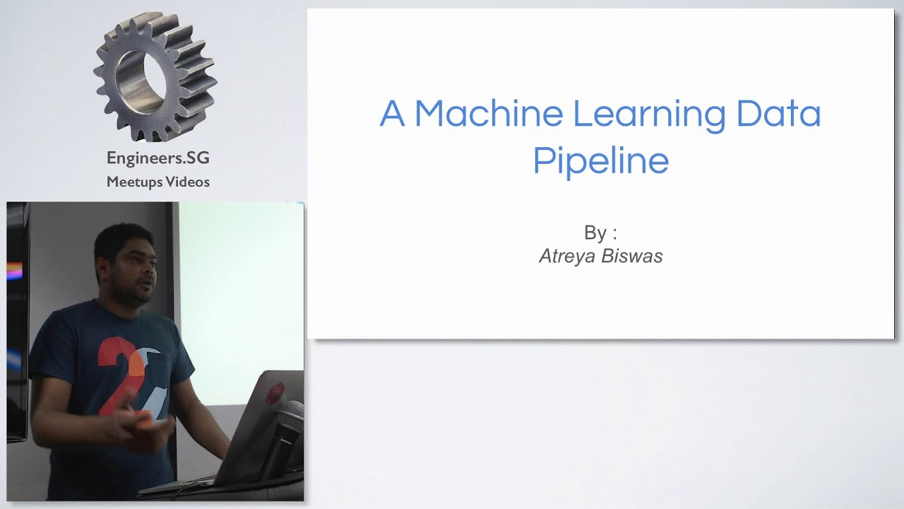 A Machine Learning Data Pipeline - PyData SG