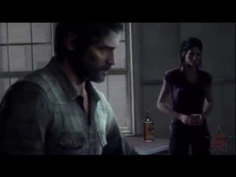 The Last of Us: Joel and Tess