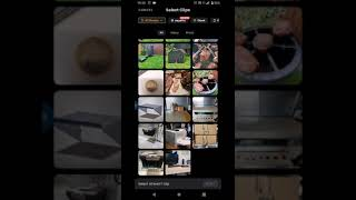 How to edit simple quick 3s Lean and Improvement Videos - Vivavideo Android screenshot 4