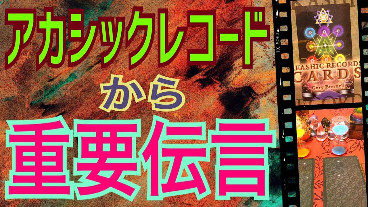 【アカシックレコード】アカシックレコードから重要伝言‼️記録の貯蔵庫から今のあなたへ✨オラクルカードリーディング✨スピリチュアルカードリーディング✨占い✨3択✨