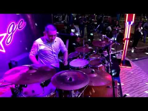 Steven Alexandre Tiba Tiba kumenangis drum by Steven Alexandre NYE Bale Bintang koes plus