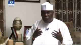 Atiku Asks Authorities To Justify Huge Budgetary Allocations To The Military. Pt2