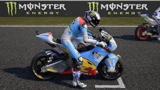 MotoGP 18 - Kalex Moto 2 - Test Drive Gameplay (PC HD) [1080p60FPS]