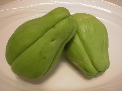 Chayote 101 About and Nutrition