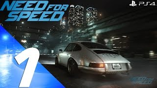 Need For Speed 2015 - Gameplay Walkthrough Part 1 - Prologue (First Car & Races)
