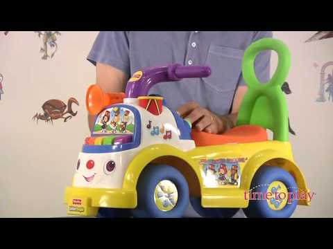 Fisher-Price Little People Music Parade Ride-On from Moose Mountain