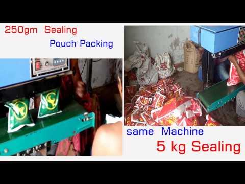 0%gst tax benefit , plan bag  atta ,rawa,besan ,soji ,1gm to10 kg,sealing machine ,pulses & grains