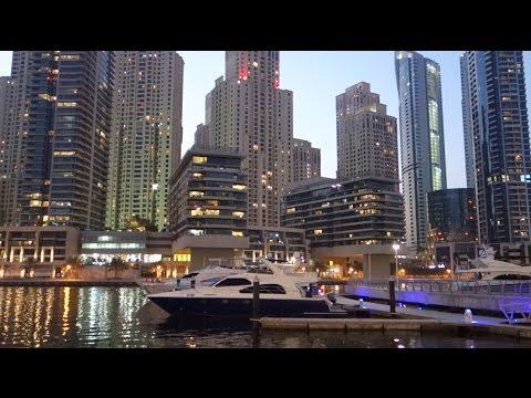 La bella vita a Dubai Marina! - Vlog Domenica 21 Settembre 2014